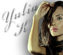 YULIA K  | The Official Yulia K Site, Singer, Actress, Model