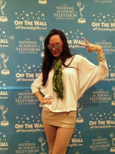 Yulia K at the Beverly Hilton